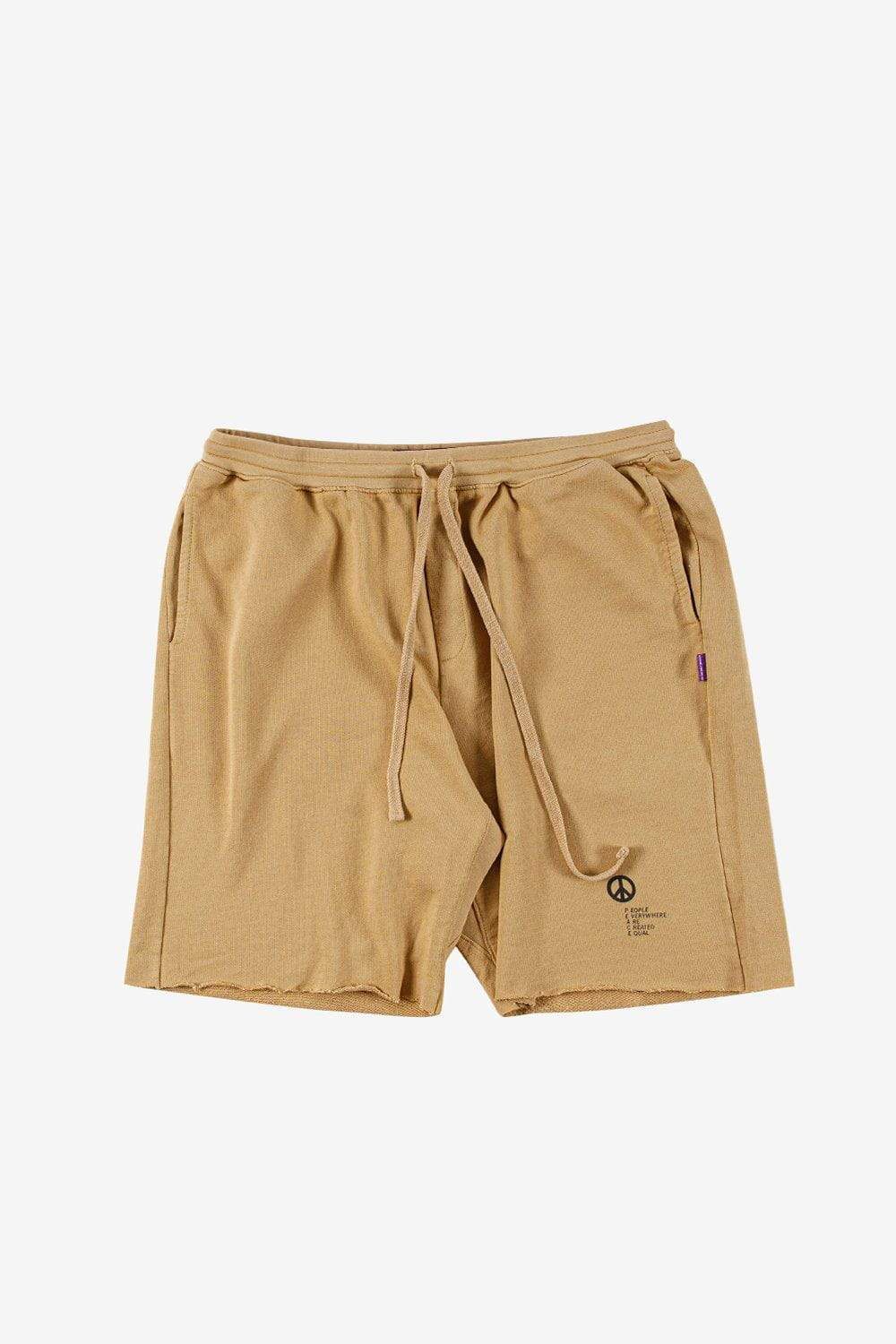 Commonwealth Apparel Raw Hem Shorts Lark