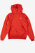 Commonwealth featured Logo Hoodie Red