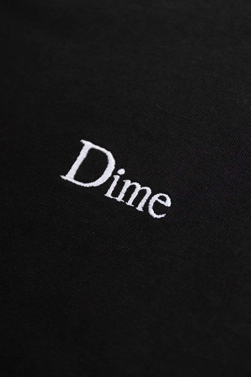 Dime Apparel Classic Embroidered T-Shirt