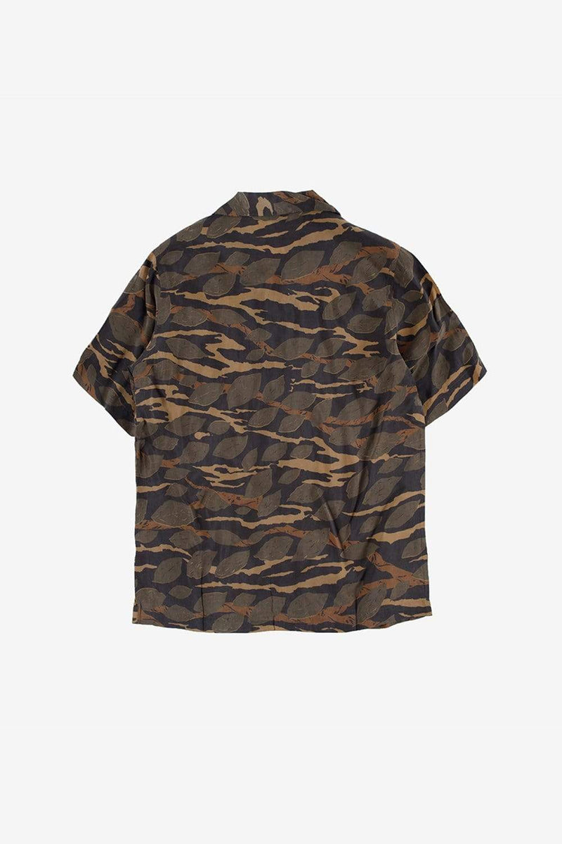 maharishi Apparel Camo Vacation Shirt