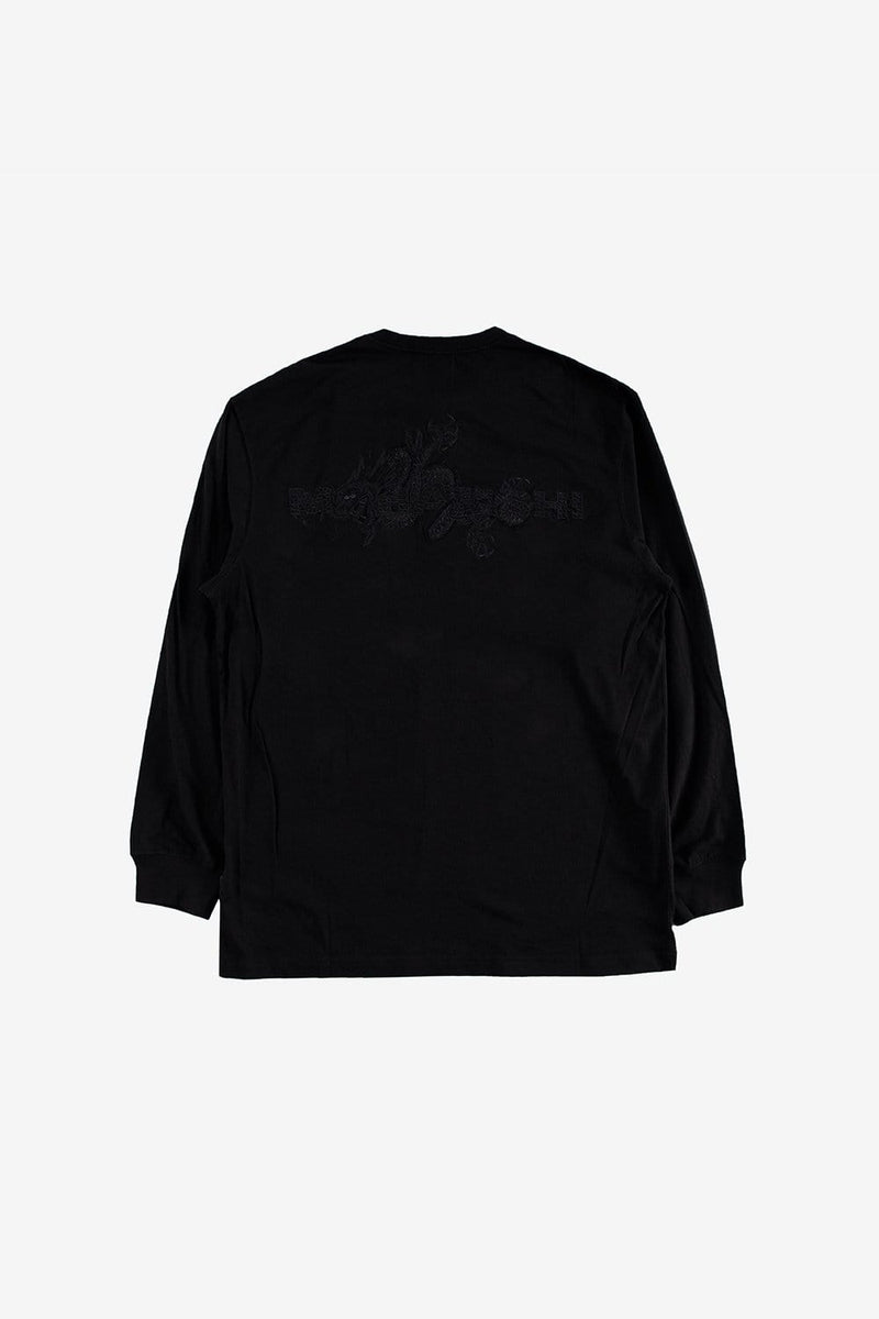 maharishi Apparel Golden Sun Dragon Long Sleeve Tee