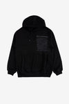 maharishi Apparel Miltype Hooded Sweatshirt