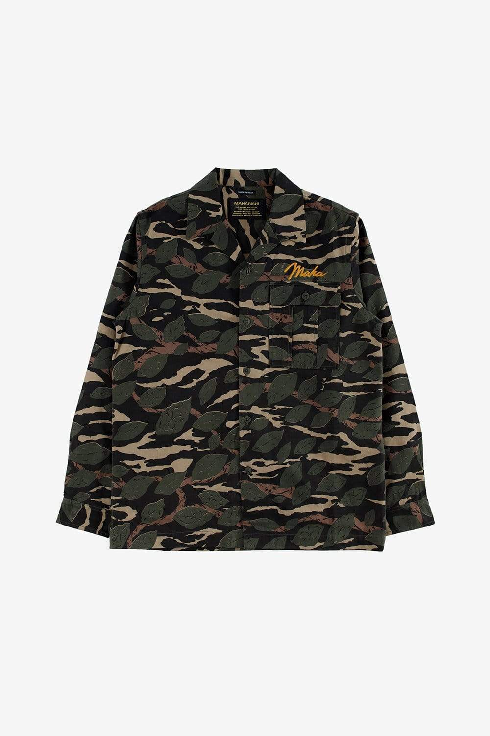 maharishi Apparel Reversible Camo Thayer Tee