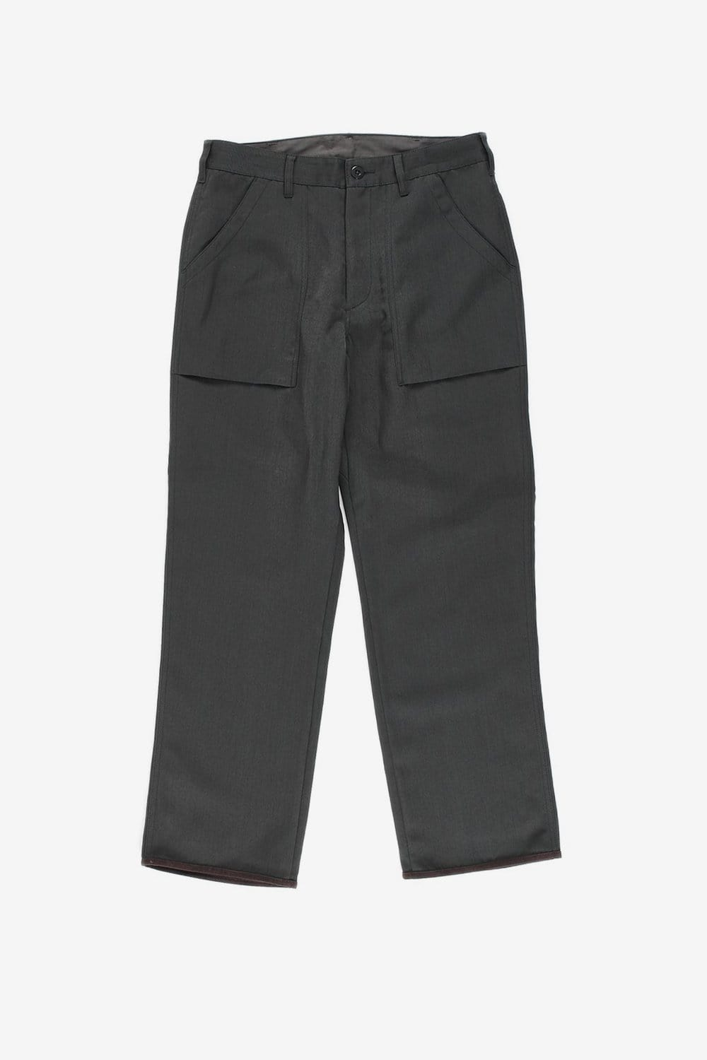Nanamica Apparel Dock Pants Charcoal
