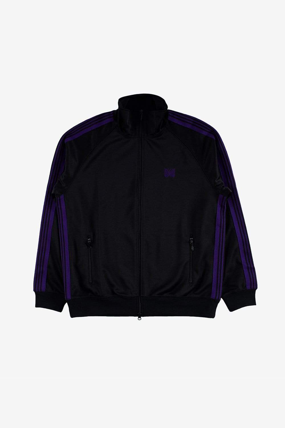 Needles Apparel L Track Jacket Poly Smooth