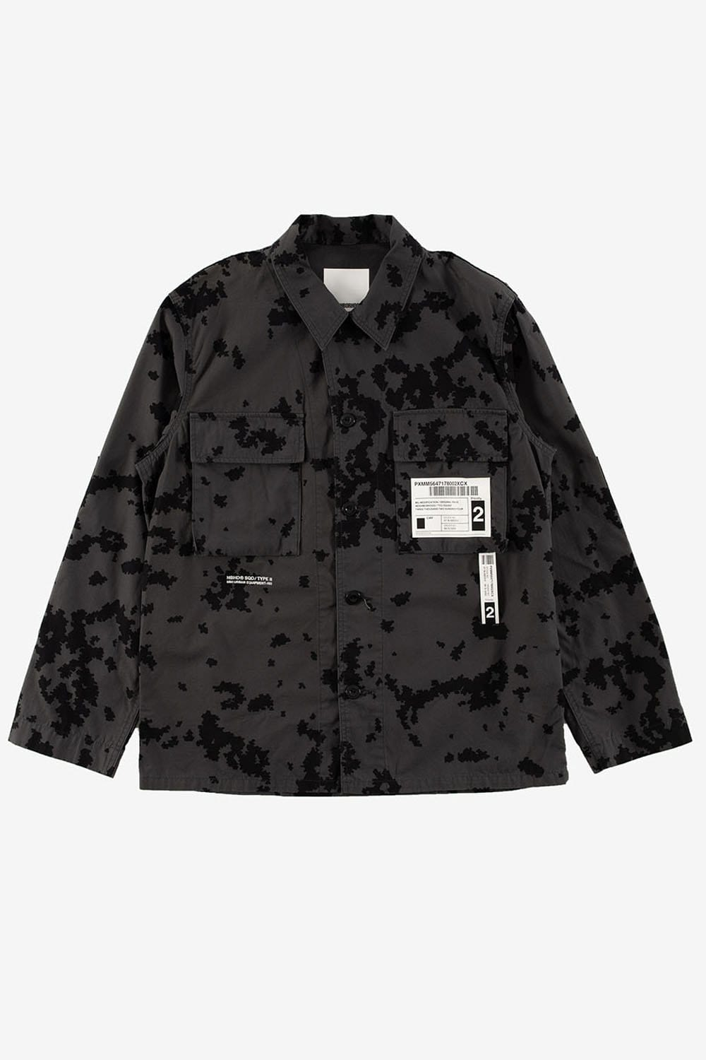 Neighborhood Apparel BDU Long Sleeve Shirt