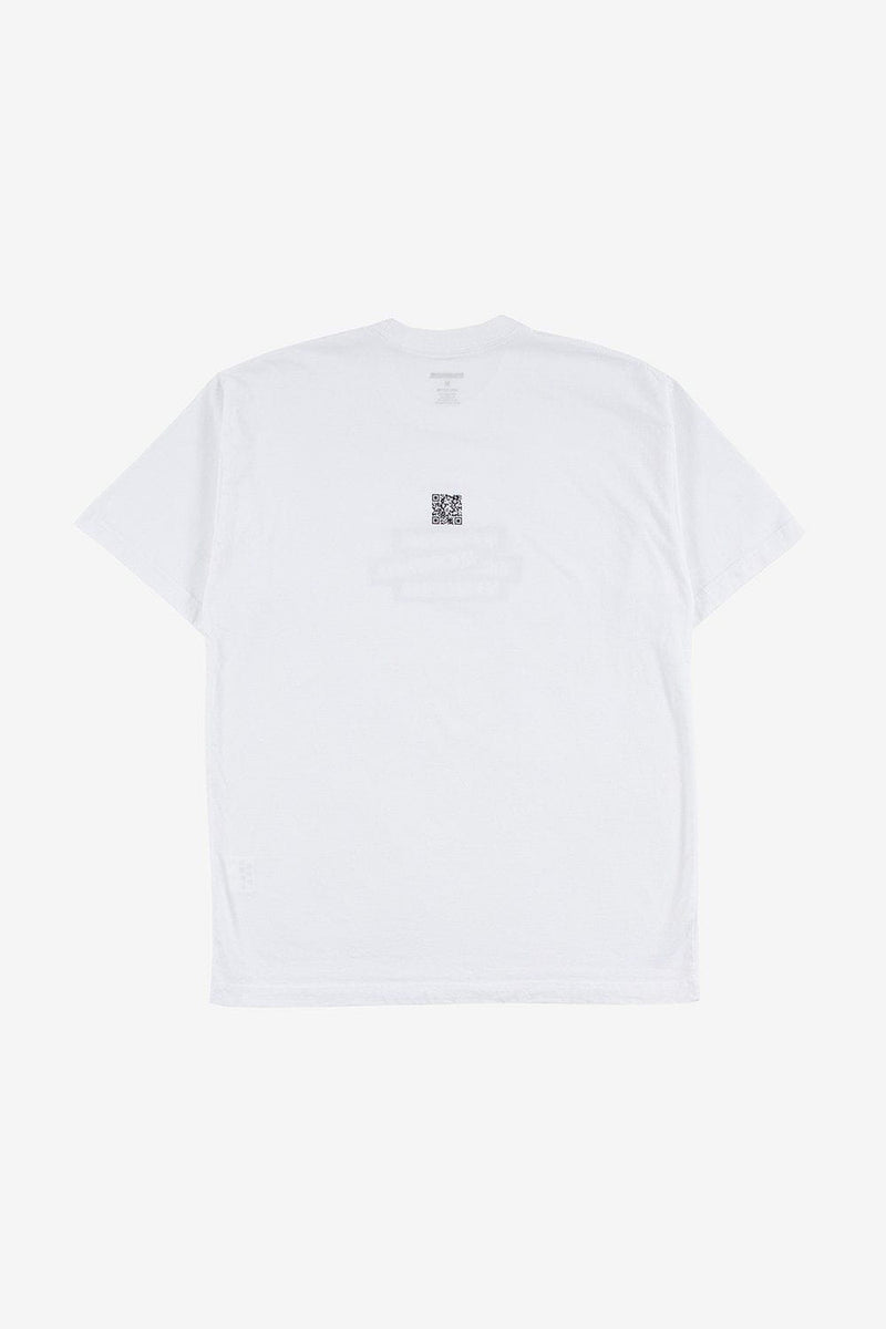 Neighborhood Apparel Decal Tee White