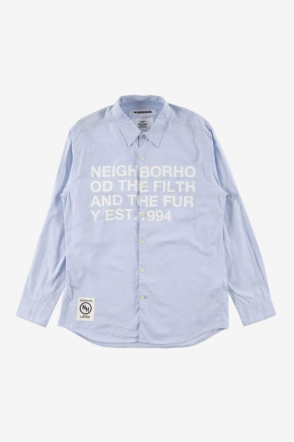 Neighborhood Apparel Design 1 Long Sleeve Shirt