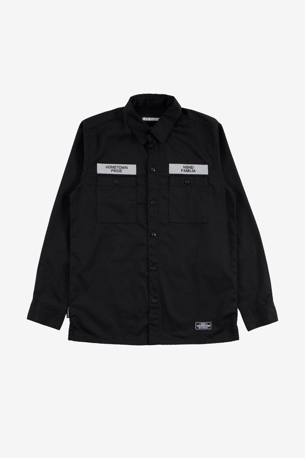 Neighborhood Apparel S EC Long Sleeve Shirt