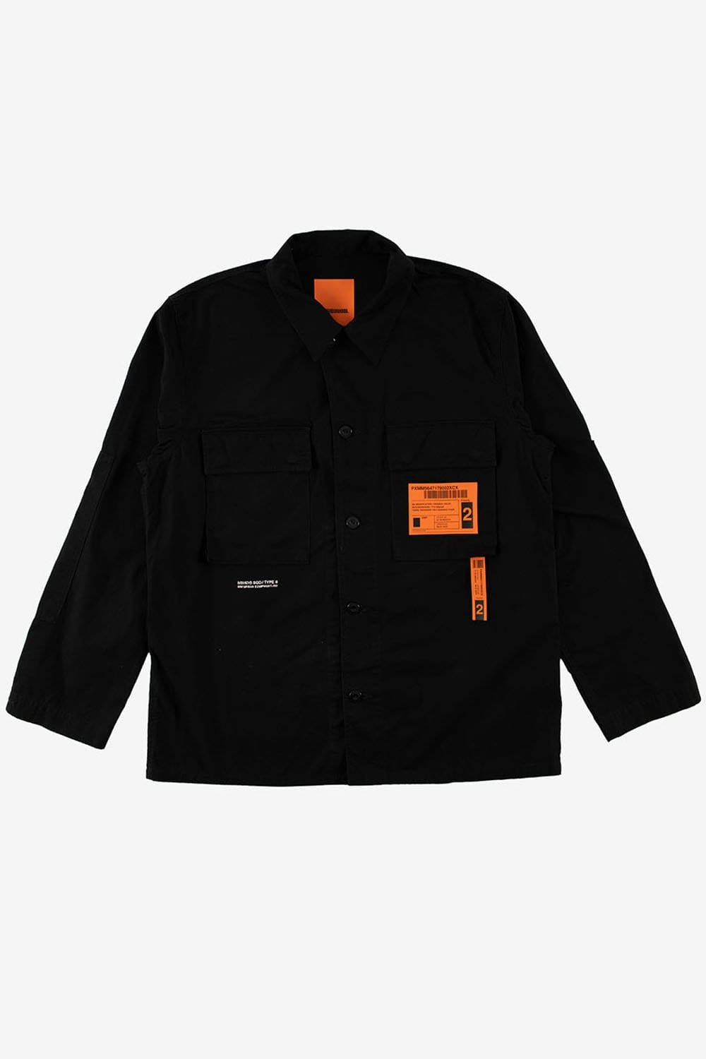Neighborhood Apparel XL BDU Long Sleeve Shirt