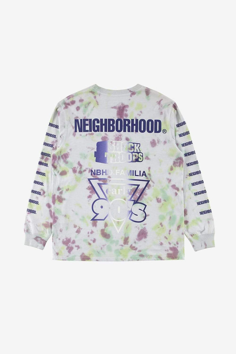 Neighborhood Apparel XL Dye Long Sleeve Tee