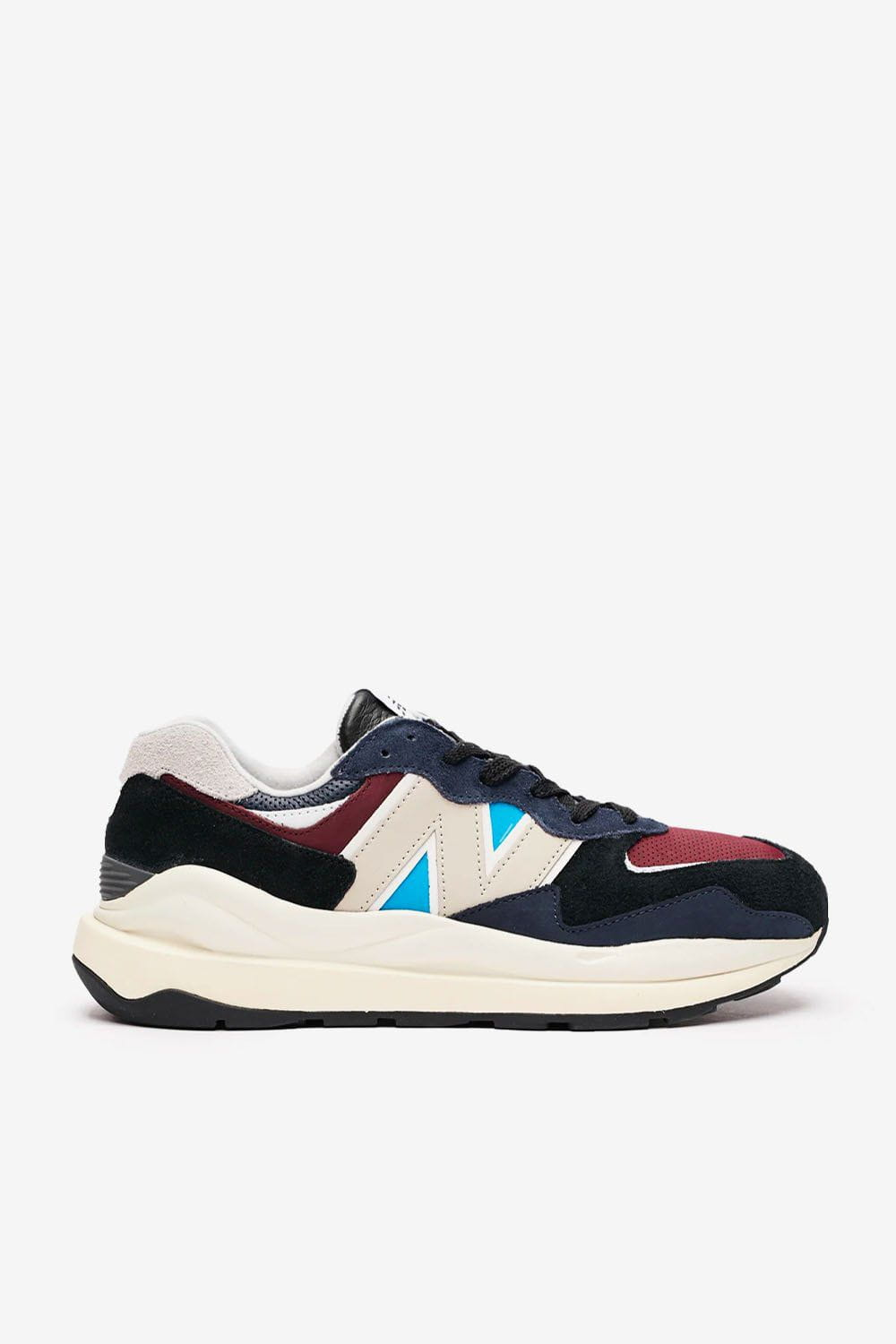 New Balance Footwear 57/40 Navy Burgundy