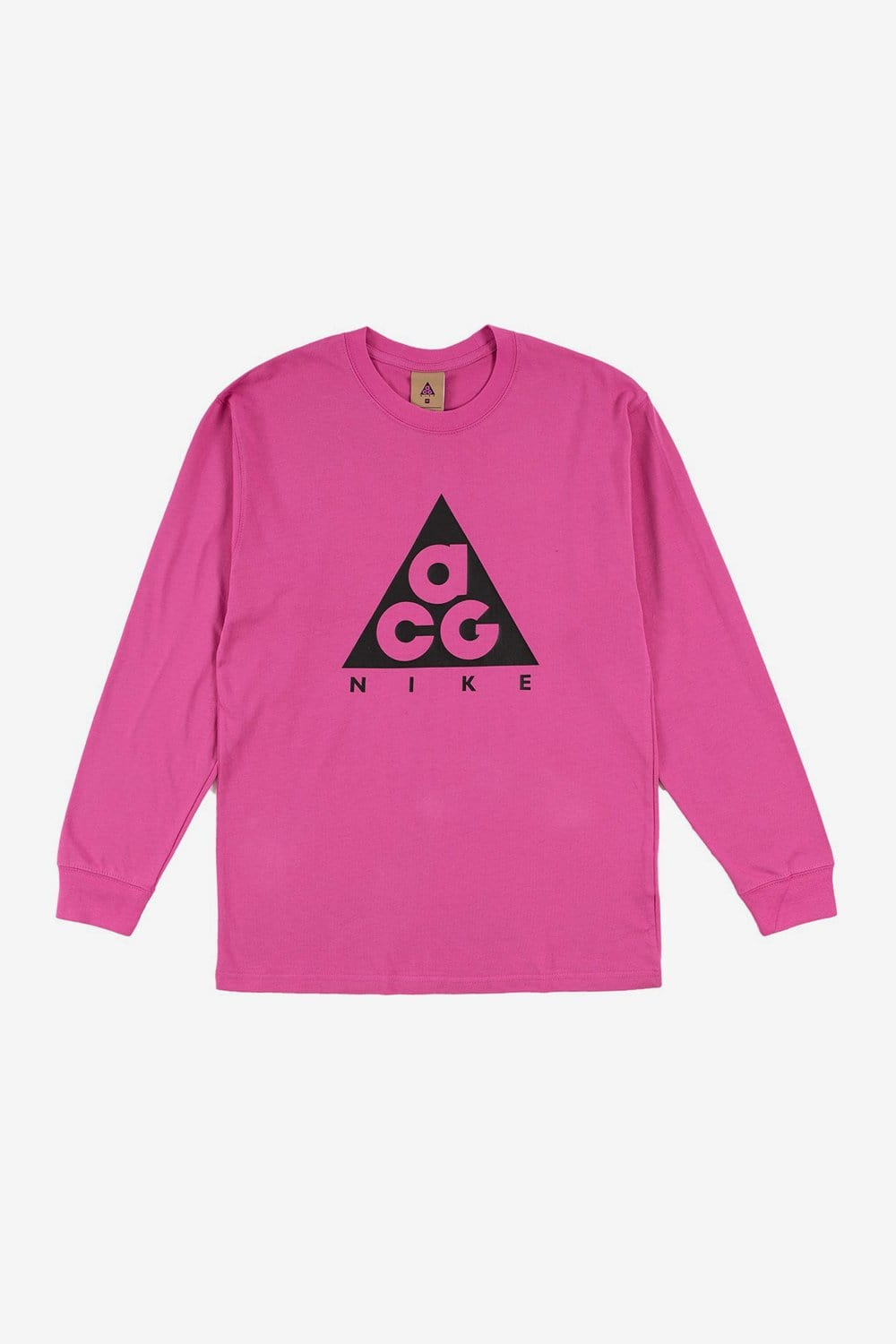 Nike Apparel ACG Logo Long Sleeve Tee