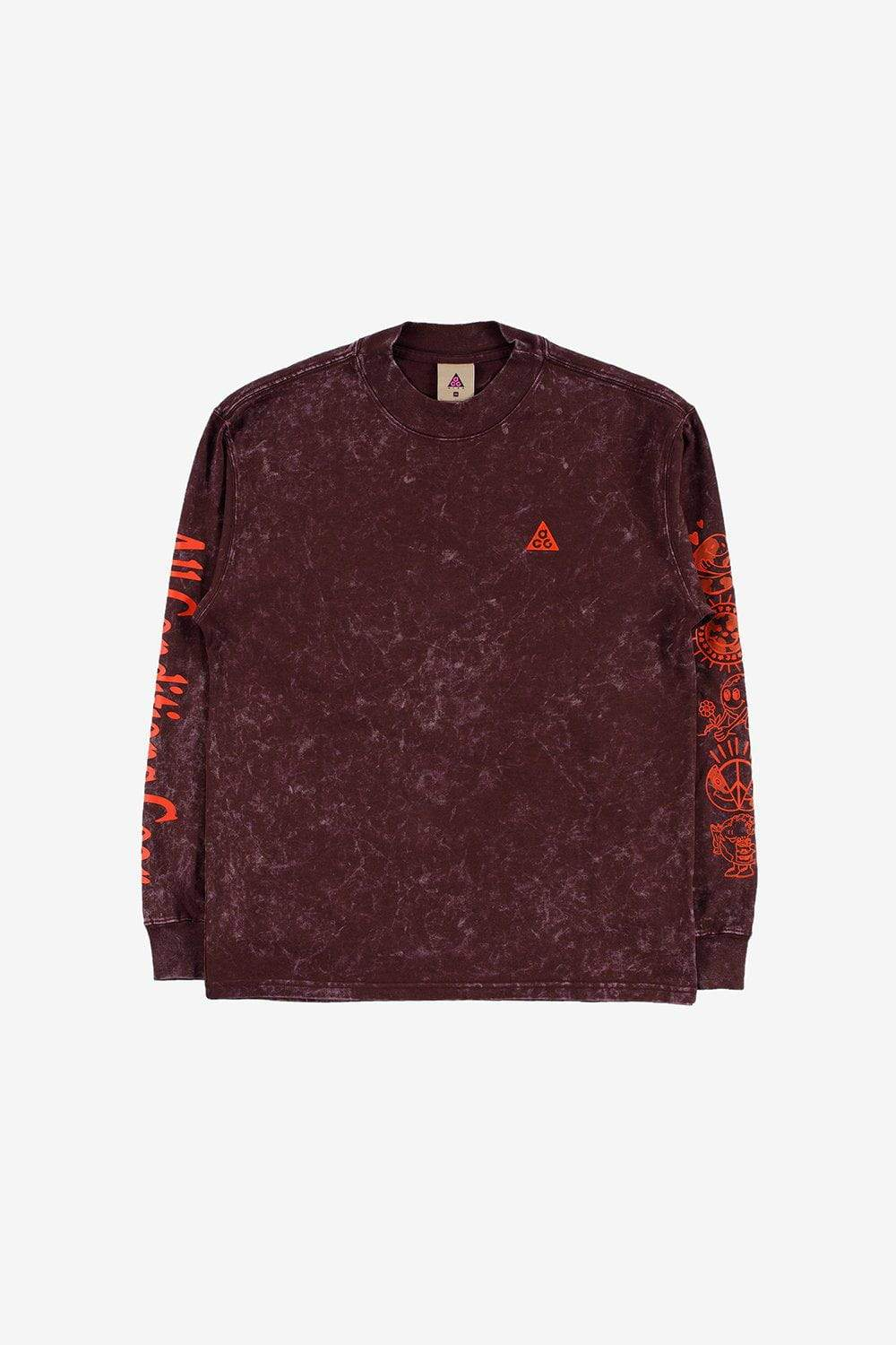 Nike Apparel Nike ACG Earth Long Sleeve Tee