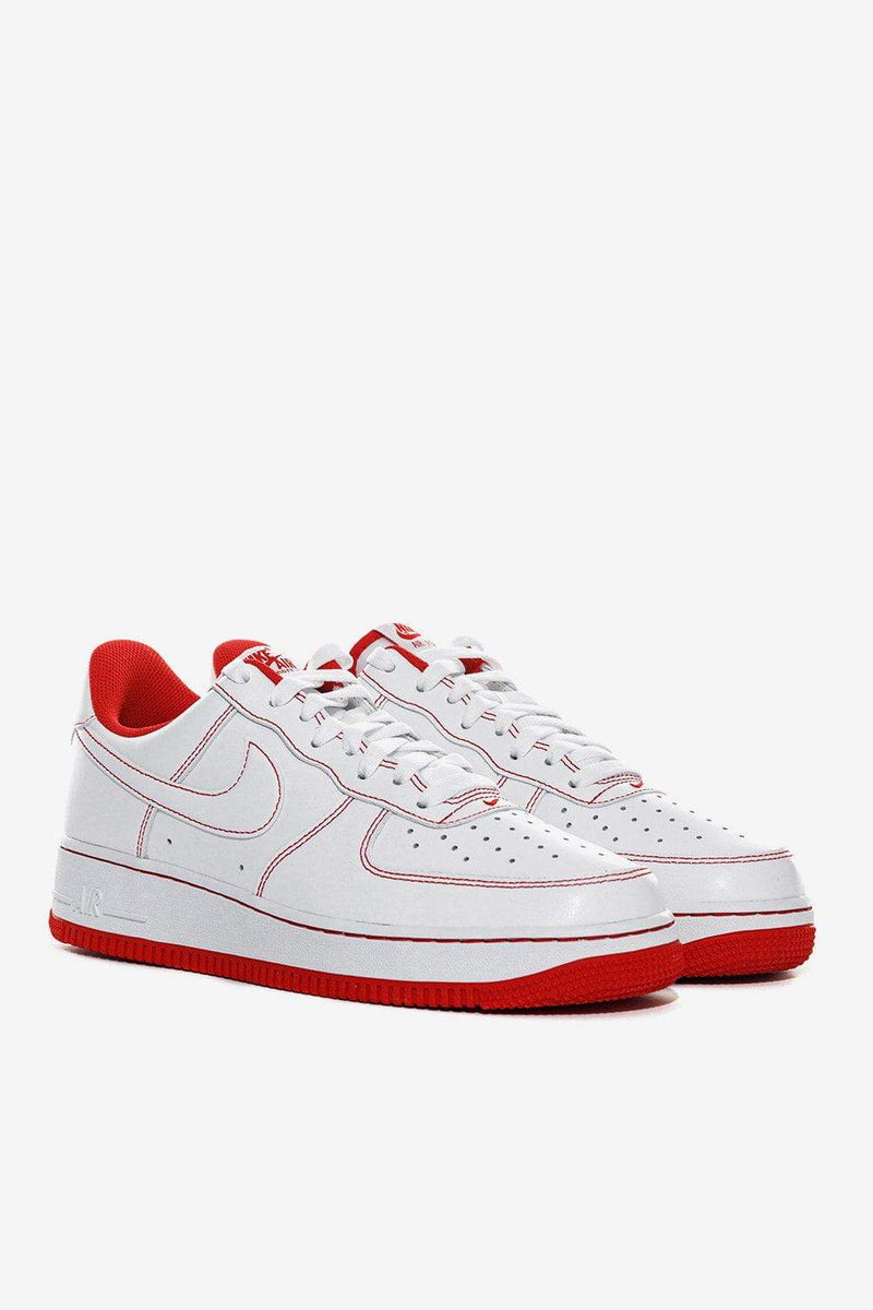 Nike Footwear Air Force 1 '07 White University Red