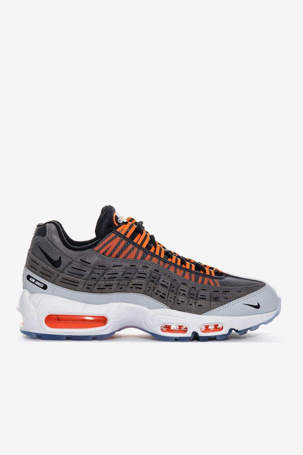 Nike Footwear Kim Jones x Nike Air Max 95 'Total Orange'