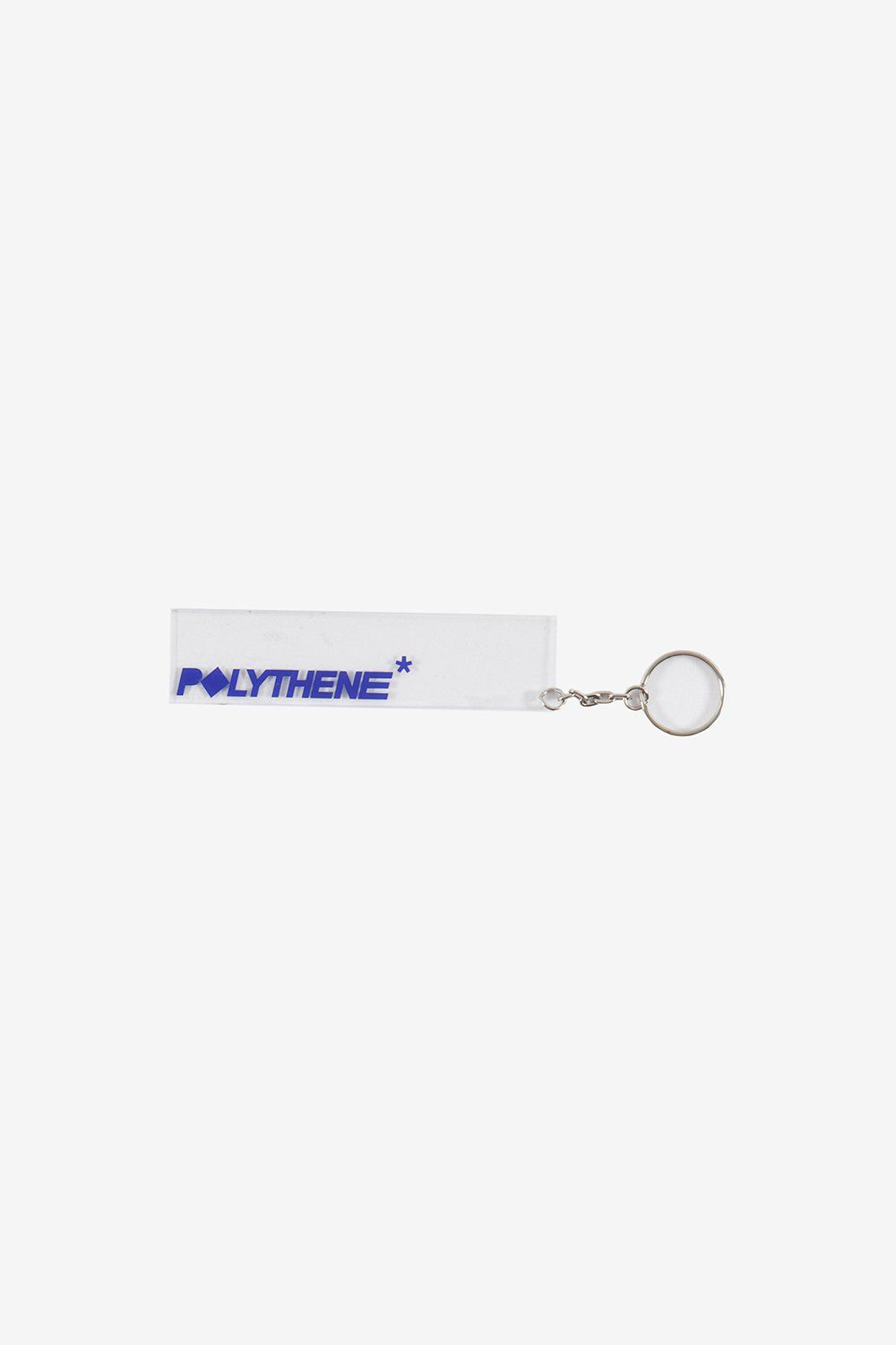 Polythene Optics Accessories OS Acrylic Keyring Blue