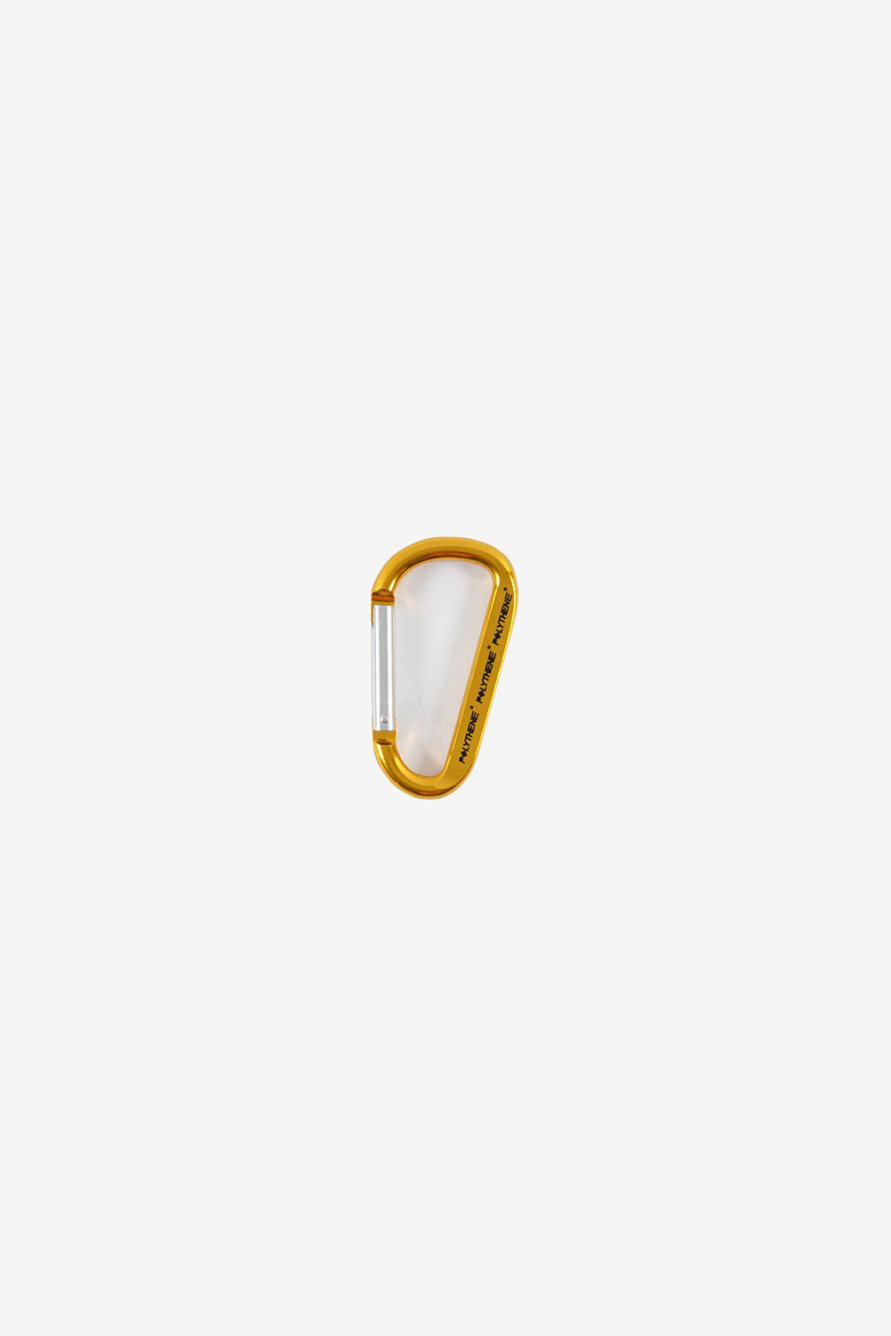 Polythene Optics Accessories OS Carabiner Yellow