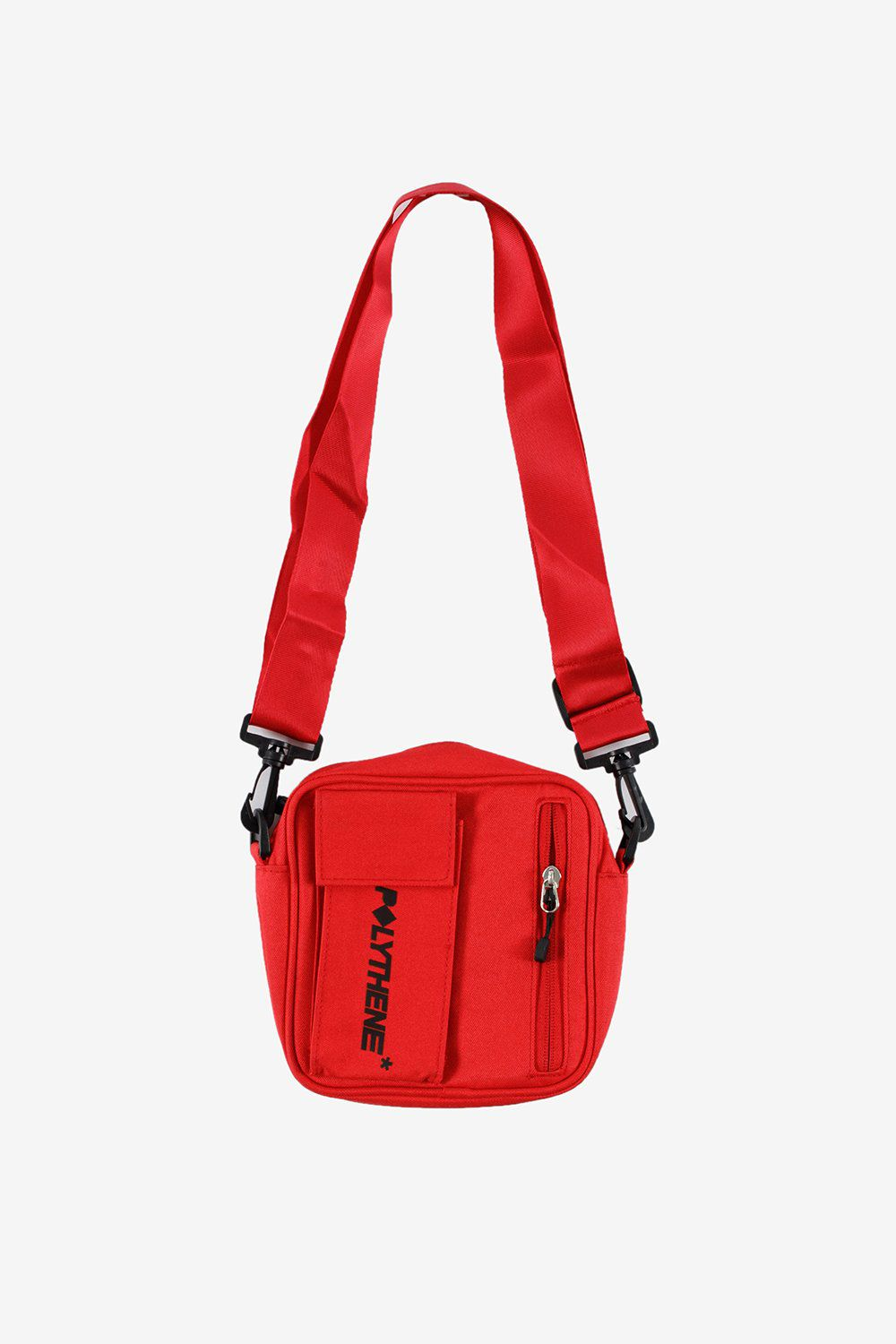 Polythene Optics Accessories OS Essentials Bag Red