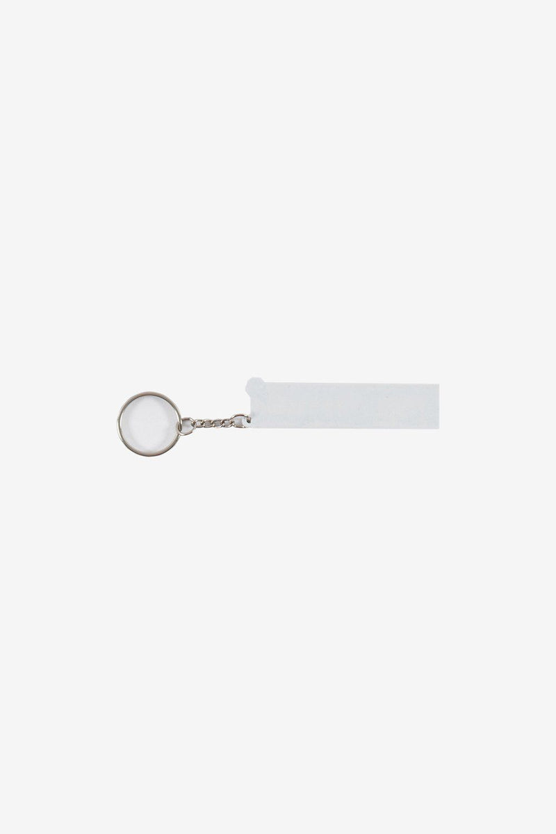 Polythene Optics Accessories OS Rubber Keyring Cement