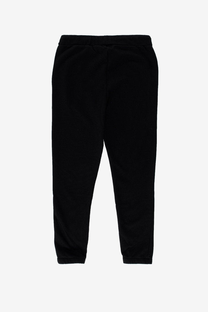 Polythene Optics Apparel Fleece Tracksuit Trousers Black