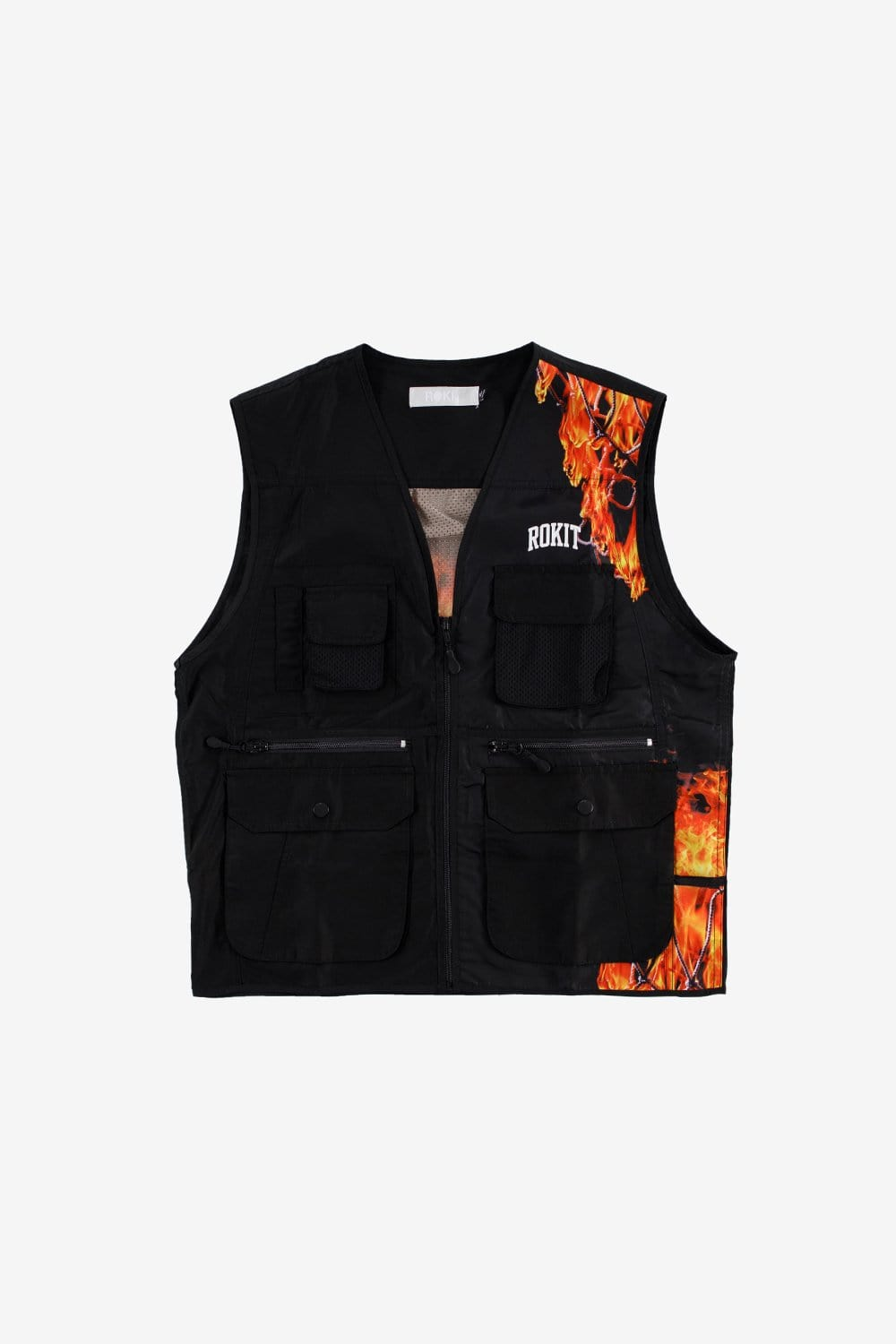 Rokit Apparel Sublime Utility Vest