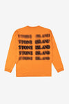 Stone Island Apparel Graphic Five Long Sleeve T-Shirt