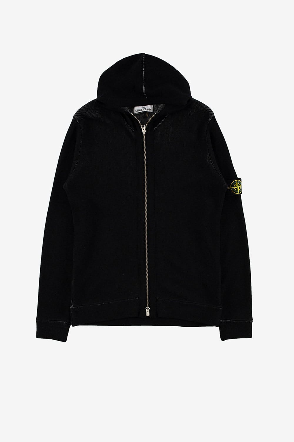 Stone Island Apparel Knit Hooded Sweater