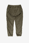 Stone Island Apparel L Nylon Pants Olive