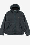 Stone Island Apparel Light Overcoat Petrol
