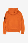 Stone Island Apparel S Hoodie Orange