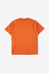Stone Island Apparel T-Shirt Orange
