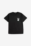 Stussy Apparel 8 Ball Pigment Dyed Tee Black