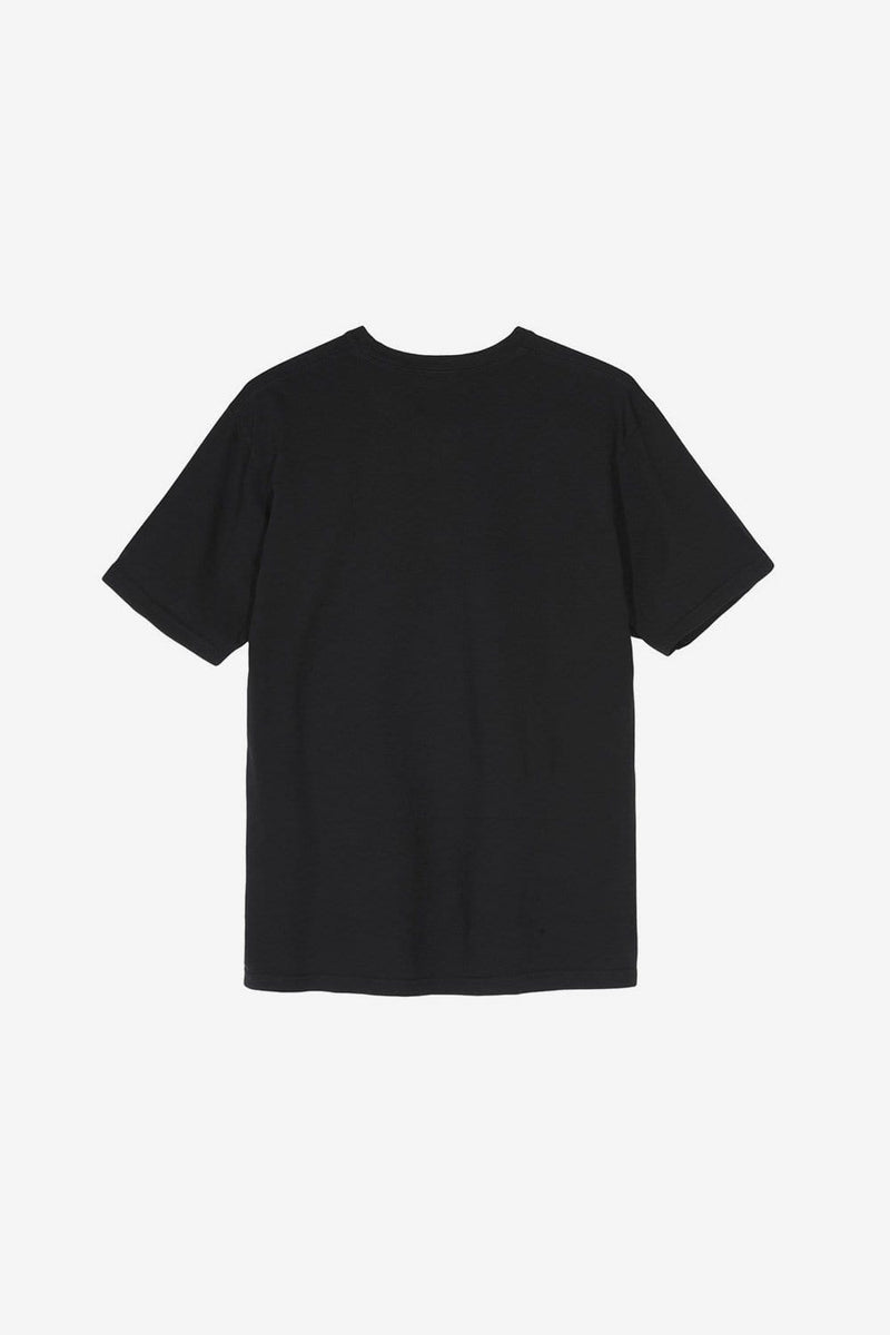 Stussy Apparel Basic Logo Pigment Dyed Tee