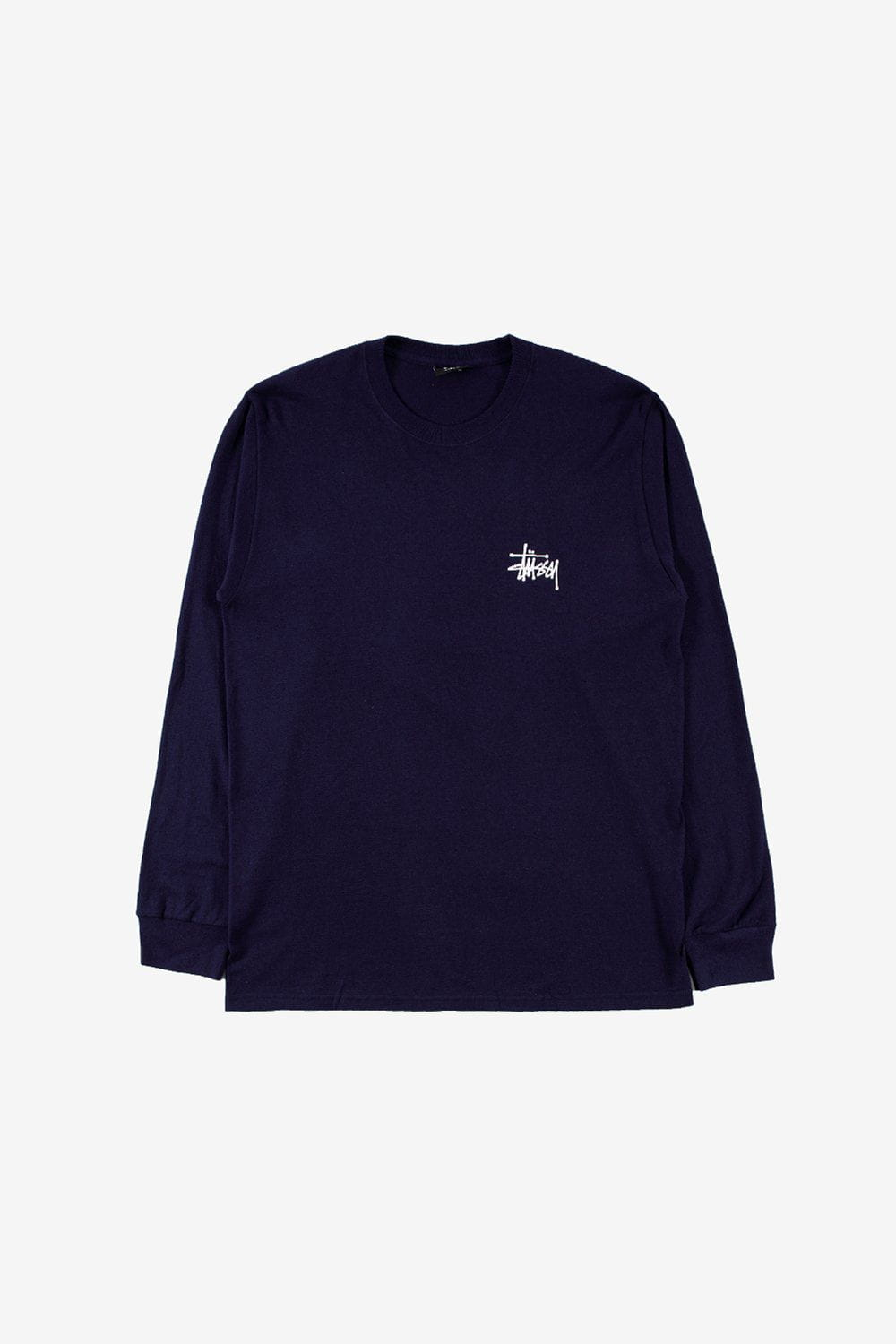Stussy Apparel Basic Long Sleeve Tee