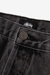 Stussy Apparel Big Ol' Jean Black Wash