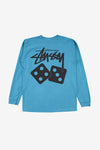 Stussy Apparel Dice Long Sleeve Tee