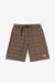 Stussy Apparel Plaid Mountain Short