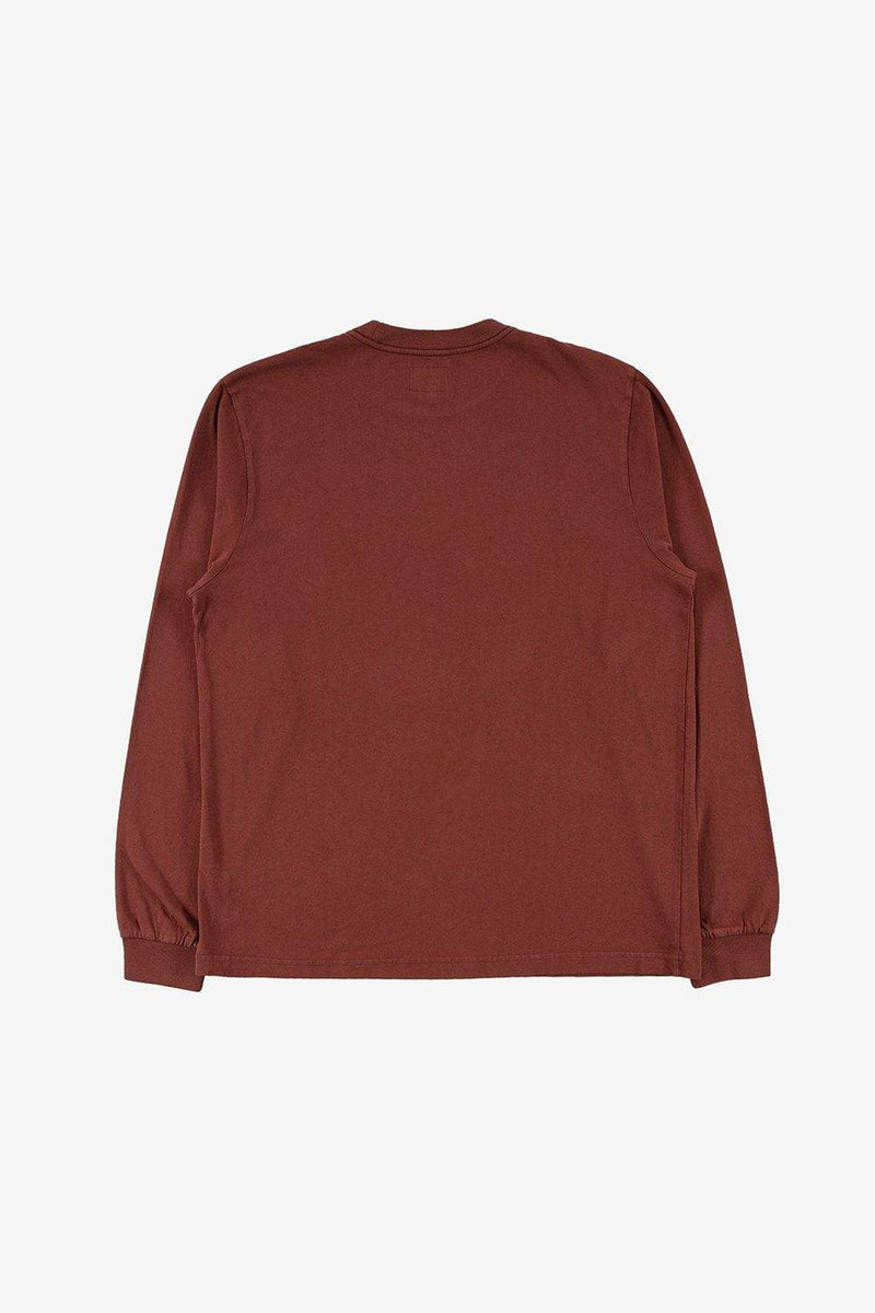Stussy Apparel Stock Logo Long Sleeve Tee
