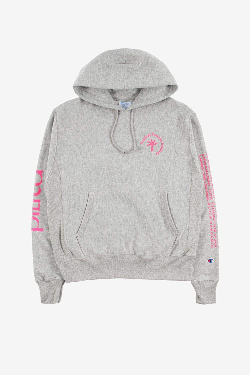 Tropical Futures Apparel Philippine Love Songs Hoodie