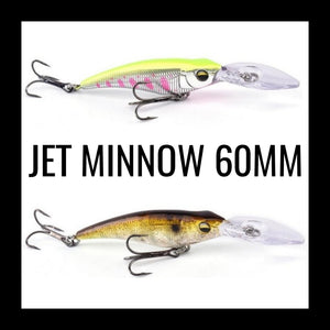 Jet Minnow (60mm)