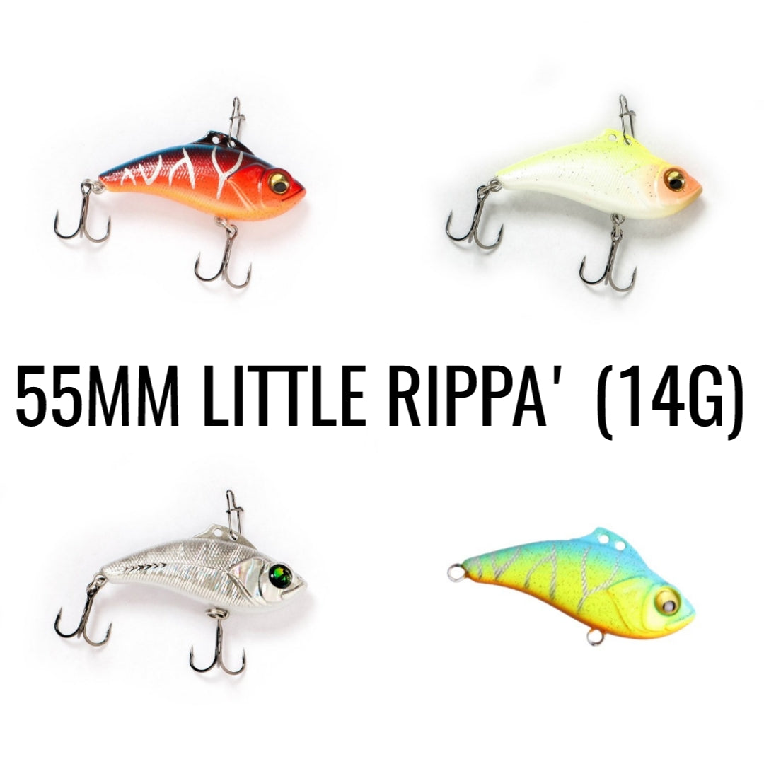 55mm Little Rippa' (14g)