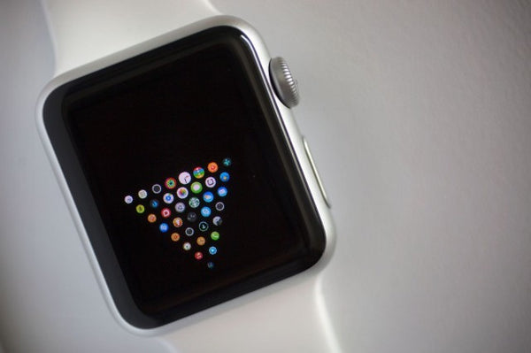 Los usuarios de Apple Watch se ponen creativos con App Layouts  - iShop
