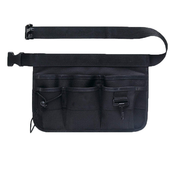 Waist Bag Belt Pouch Waist Pocket Heavy Duty Oxford Tool Apron with 7 Pockets Electrician Gardening Tool Fanny Pack Heuptas