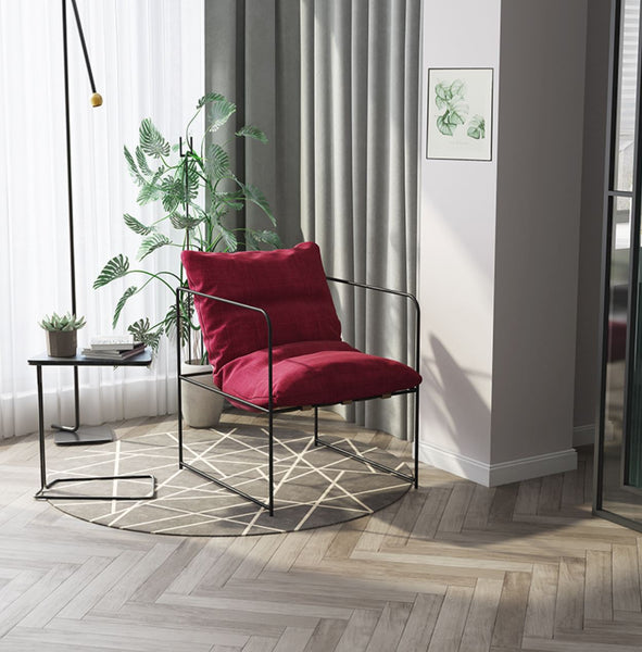 Nordic Minimalist Wired Chair
