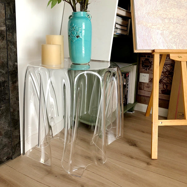 Invisible Cloak Side Table