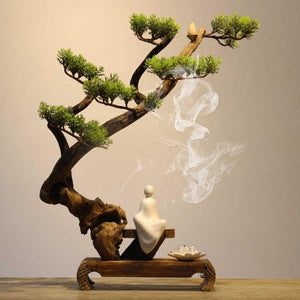 Zen Bonsai Aroma Diffuser Decoration