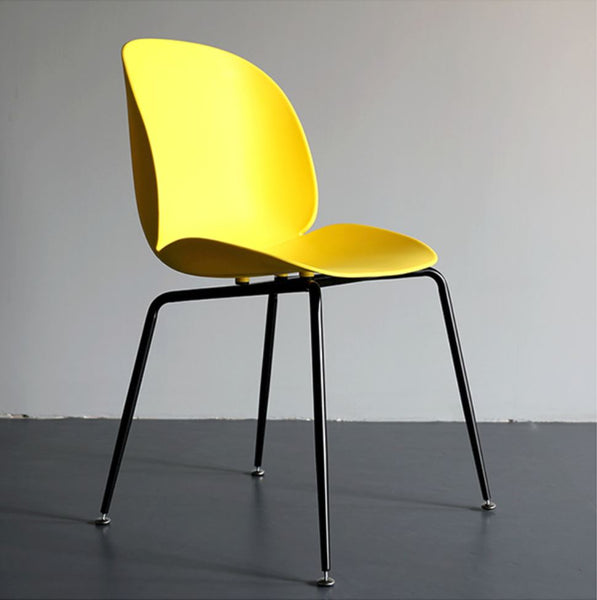 Minimalist Contemporary Modern Colourful Dining / Cafe Chairs