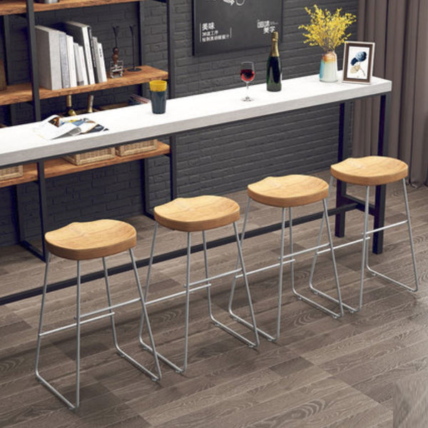 DEXTOR Modern Minimalist Cafe/Pub/Bar Table