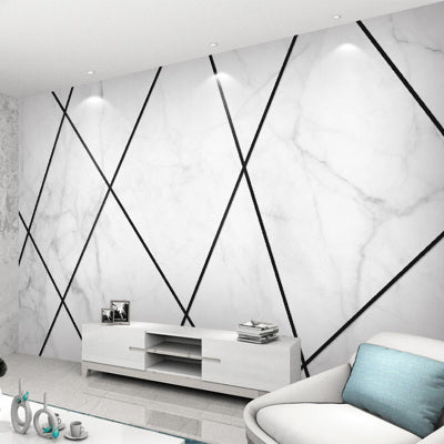 Geometric 3D Wallpaper